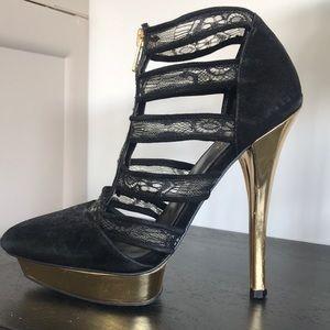 Beautiful fashionable shoes